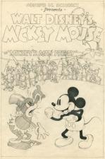 Walt Disney's Mickey Mouse: Mickey's Man Friday (C)