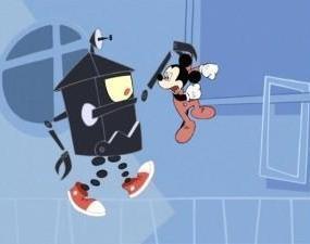 Mickey's Mechanical House (C)