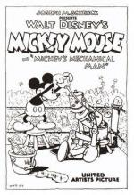 Walt Disney's Mickey Mouse: Mickey's Mechanical Man (S)