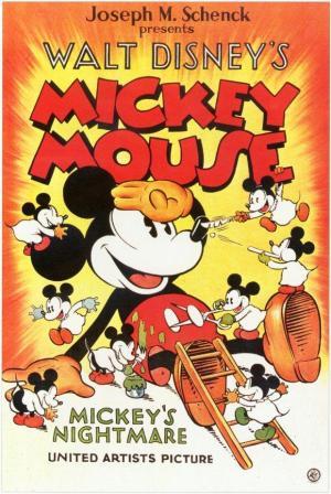 Mickey Mouse: La pesadilla de Mickey (C)