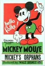 Mickey Mouse: Los huérfanos de Mickey (C)