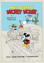 Walt Disney's Mickey Mouse: Mickey's Trailer (C)