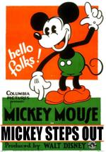 Walt Disney's Mickey Mouse: Mickey Steps Out (S)