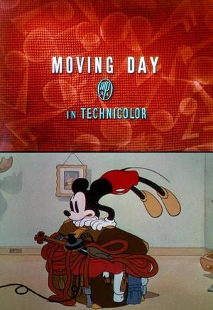 Mickey Mouse: Día de mudanza (C)