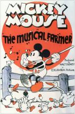 Mickey Mouse: El granjero músico (C)