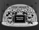 Mickey Mouse: El travieso Pluto (C)