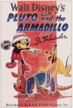 Walt Disney's Mickey Mouse: Pluto and the Armadillo (S)