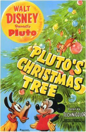 Walt Disney's Mickey Mouse: Pluto's Christmas Tree (C)