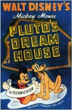Walt Disney's Mickey Mouse: Pluto's Dream House