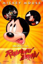 Mickey y su cerebro en apuros (C)