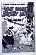 Walt Disney's Mickey Mouse: Shanghaied (C)