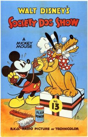 Mickey Mouse: La exposición canina (C)