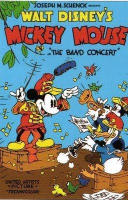 Walt Disney's Mickey Mouse: The Band Concert (S)