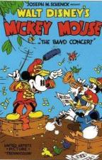 Walt Disney's Mickey Mouse: The Band Concert (C)