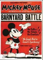 Walt Disney's Mickey Mouse: The Barnyard Battle (C)