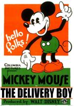 Walt Disney's Mickey Mouse: The Delivery Boy (S)