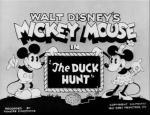 Mickey Mouse: La cacería de patos (C)