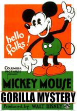 Walt Disney's Mickey Mouse: The Gorilla Mystery (S)