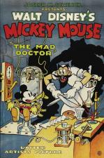 Walt Disney's Mickey Mouse: The Mad Doctor (C)