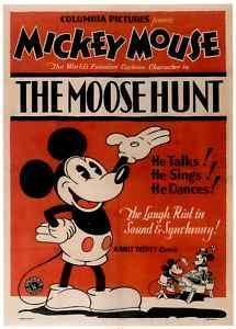Mickey Mouse: La cacería del alce (C)