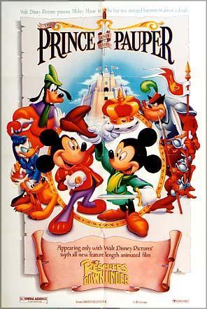 Mickey Mouse: El príncipe y el mendigo (C)