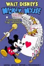 Walt Disney's Mickey Mouse: Thru the Mirror (Through the Mirror) (C)