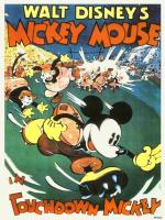 Walt Disney's Mickey Mouse: Touchdown Mickey (S)