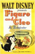 Walt Disney's Pinocchio: Figaro and Cleo (C)