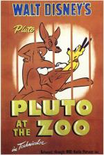 Walt Disney's Pluto: Pluto at the Zoo (C)