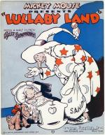 Walt Disney's Silly Symphony: Lullaby Land (C)