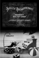 Walt Disney's Silly Symphony: Midnight in a Toy Shop (C)