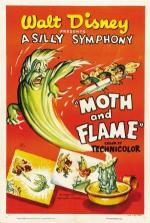 Walt Disney's Silly Symphony: Moth and the Flame (C)