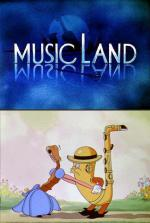 Walt Disney's Silly Symphony: Music Land (C)