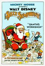 Walt Disney's Silly Symphony: Santa's Workshop (C)
