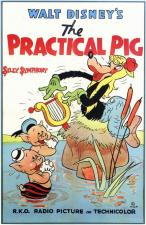 Walt Disney's Silly Symphony: The Practical Pig (C)