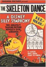 Walt Disney's Silly Symphony: The Skeleton Dance (C)