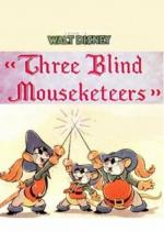Walt Disney's Silly Symphony: Three Blind Mouseketeers (C)