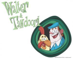 Walter y Tandoori (Serie de TV)