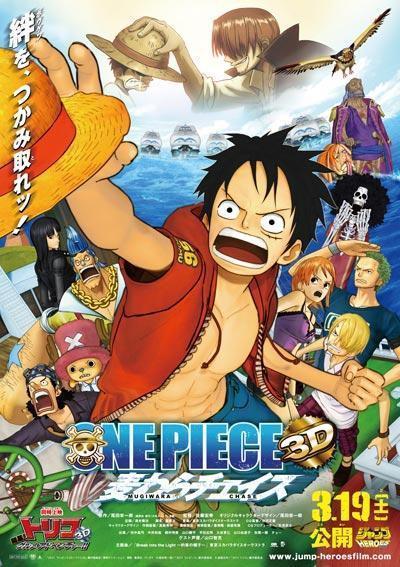 One Piece 3D  Persecución del sombrero de paja (2011) - FilmAffinity e6a5144720d