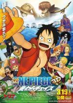 One Piece 3D: Persecución del sombrero de paja