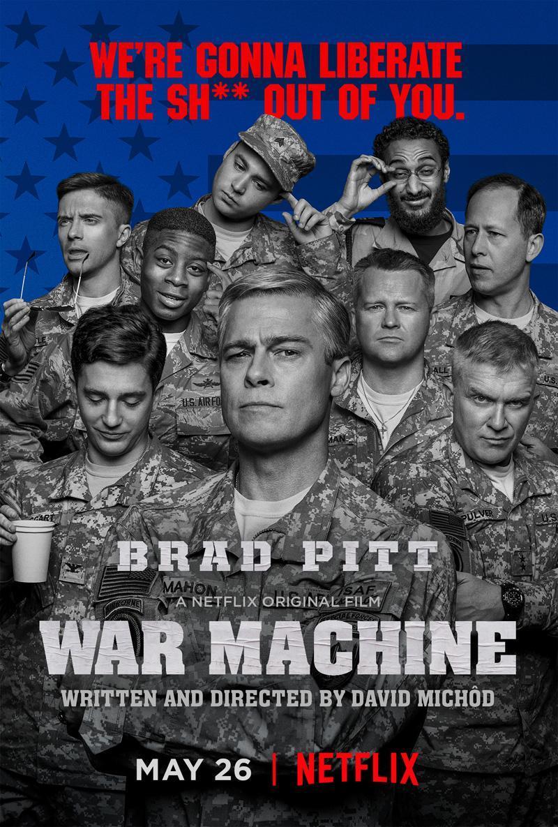 Resultado de imagen para Maquina De Guerra (2017)