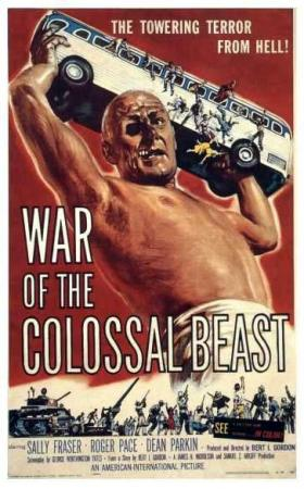La guerra de la bestia gigante