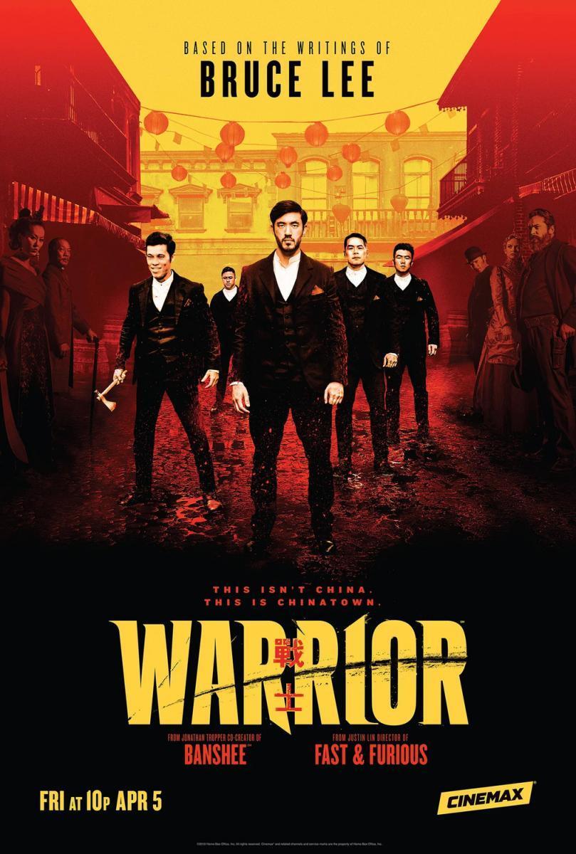 Warrior (Serie de TV)[720p] [Latino-Ingles] [GD]