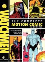 Watchmen: The Complete Motion Comic (TV)