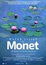 Water Lilies of Monet - The Magic of Water and Light
