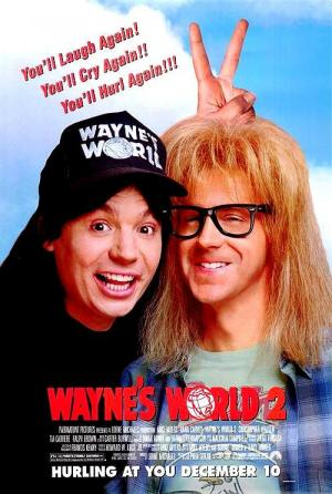 Wayne's World 2 ¡Qué desparrame!