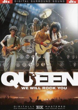 We Will Rock You: Queen Live in Concert