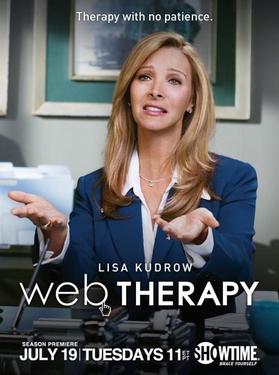 Web therapy serie de tv 2011 filmaffinity for Oficina de infiltrados serie filmaffinity