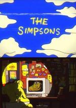 Weird Simpsons VHS (C)
