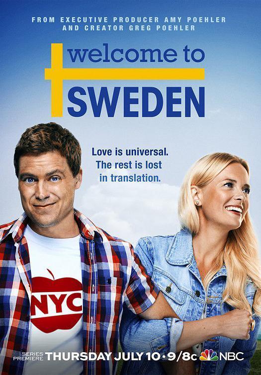 Welcome to sweden serie de tv 2014 filmaffinity for Oficina de infiltrados serie filmaffinity